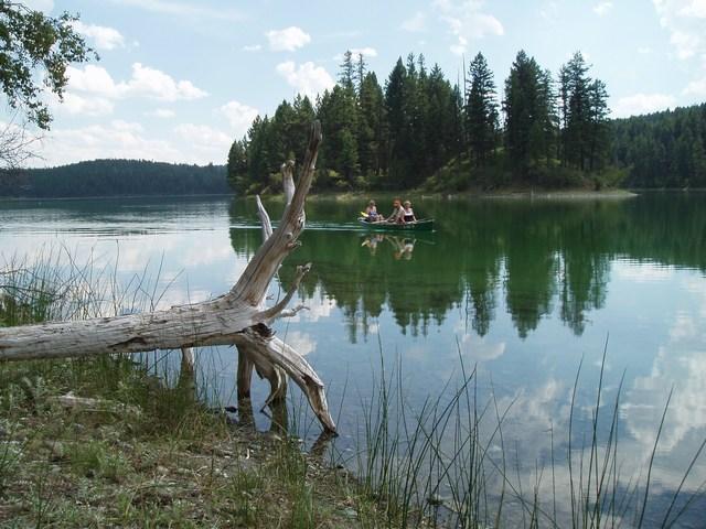 Nhn Frank Lake, Fortine, MT 59918