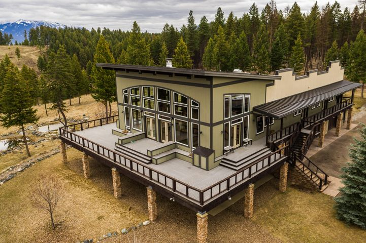810 Loon Lake Road, Trego, MT 59934