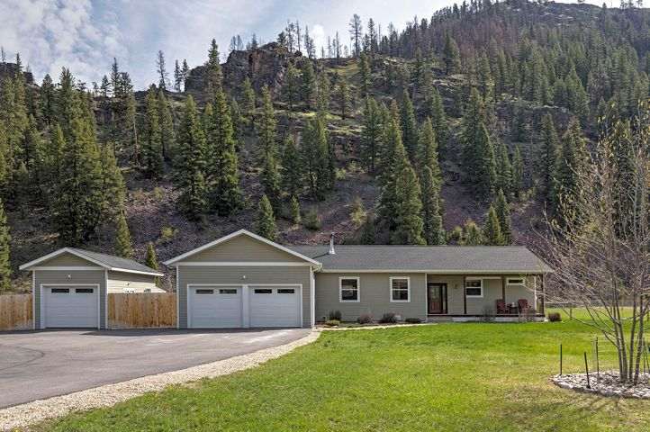 686 Rock Creek Road, Clinton, MT 59825