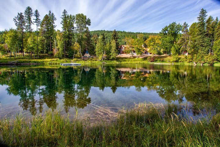 1210 Swan Horseshoe Road, Bigfork, MT 59911