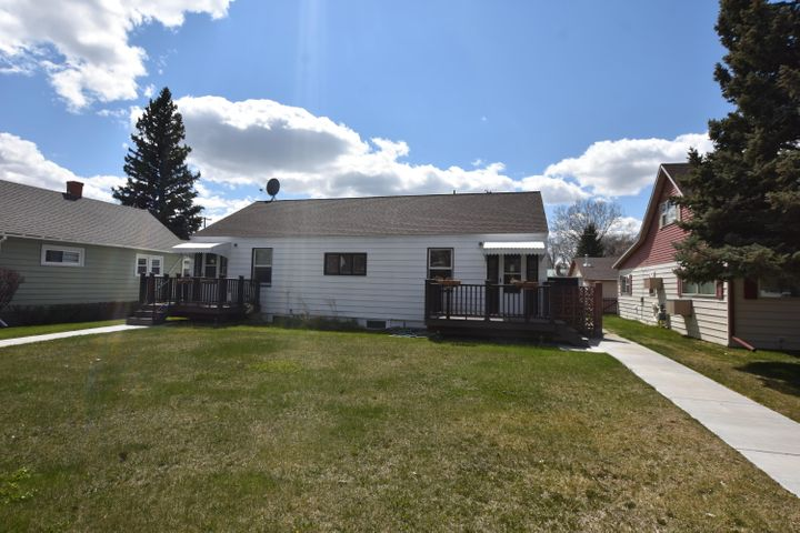 22 2nd Avenue S W, Choteau, MT 59422