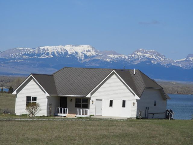 65 Mountain View Drive, Choteau, MT 59422