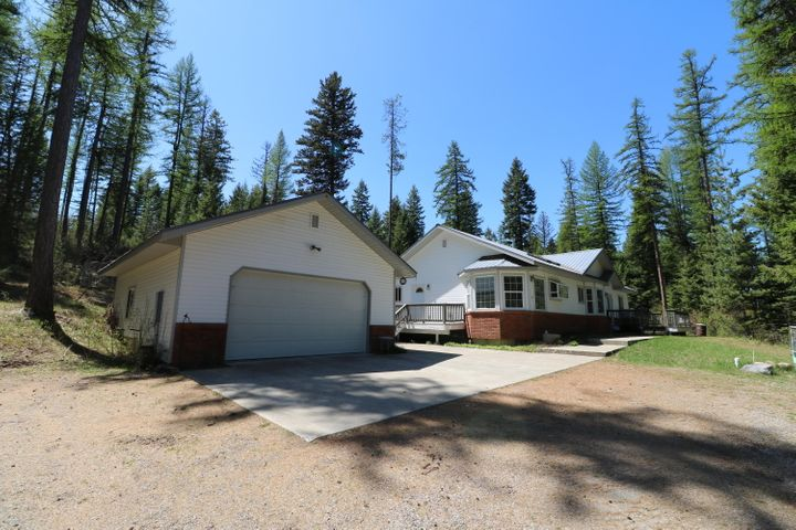 658 Spotted Bear Road, Martin City, MT 59926
