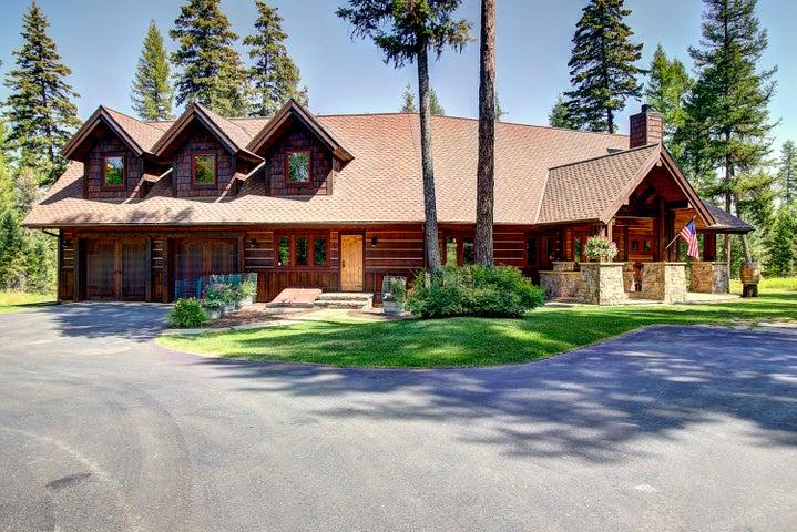 1200 Whitefish Hills Drive, Whitefish, MT 59937