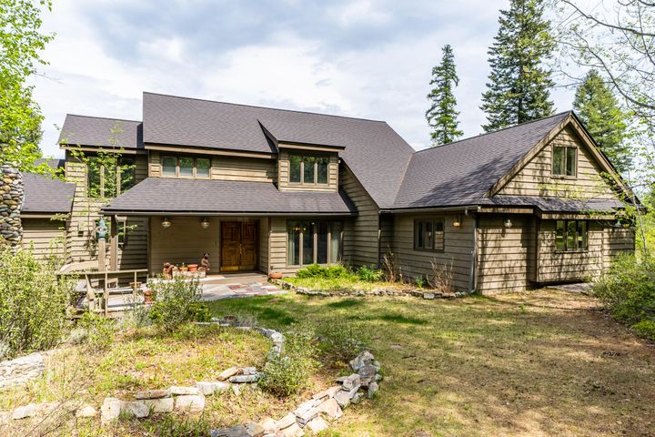 1750 Cliff View Lane, Whitefish, MT 59937