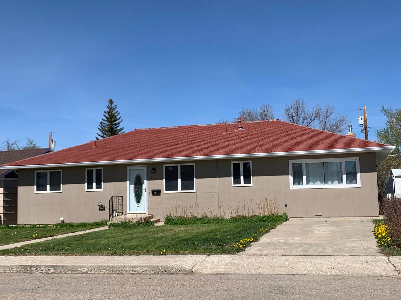 308 8th Avenue S E, Cut Bank, MT 59427