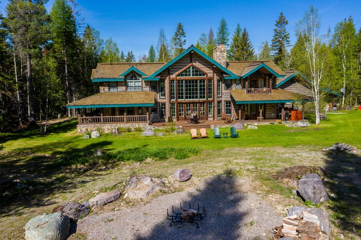 155 Colt Trail, Bigfork, MT 59911