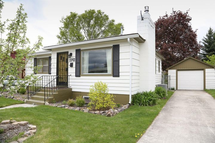 1543 W Central Avenue, Missoula, MT 59801