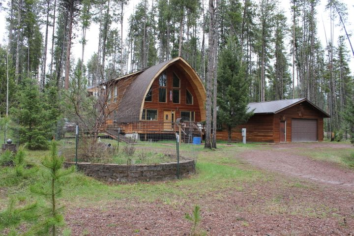 164 W Wagon Wheel Court, Seeley Lake, MT 59868