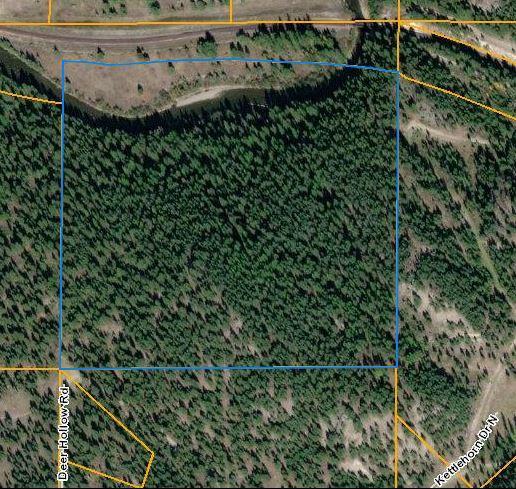Nhn Deer Hollow Road, Eureka, MT 59917
