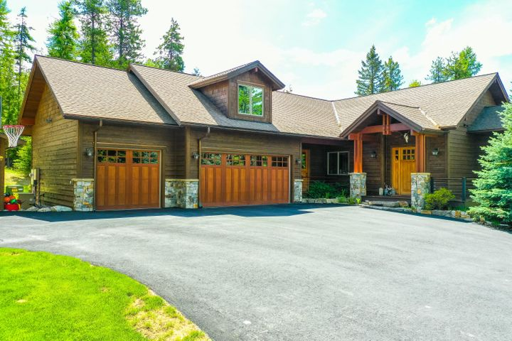 3119 Snowghost Drive, Whitefish, MT 59937