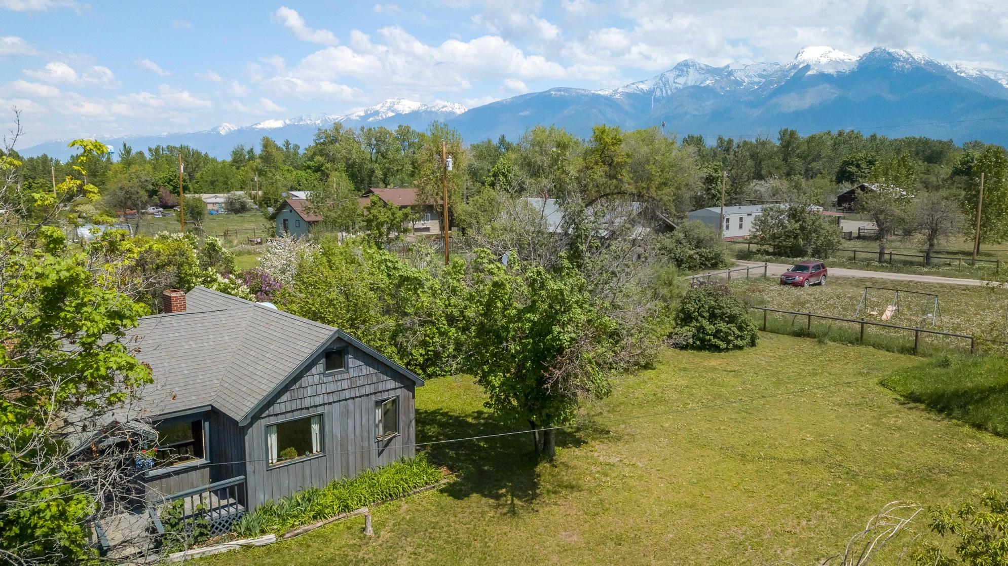 69 St. Mary'S Lake Road, Saint Ignatius, MT 59865