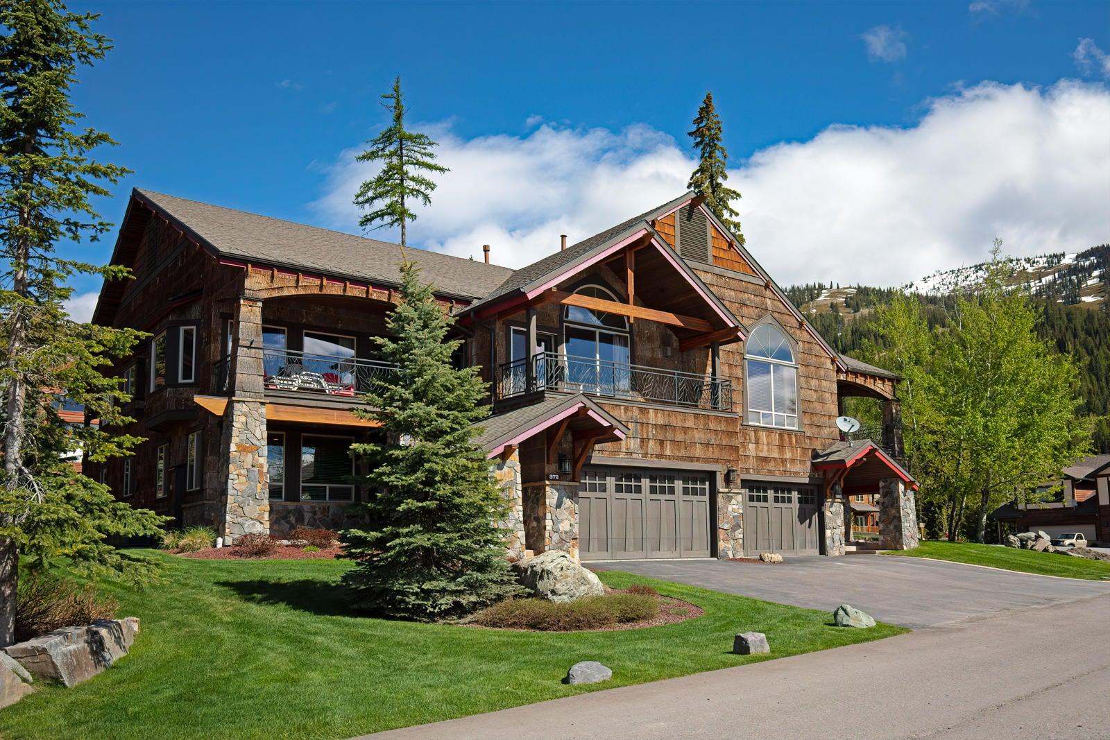 372 Moose Run Drive, Whitefish, MT 59937