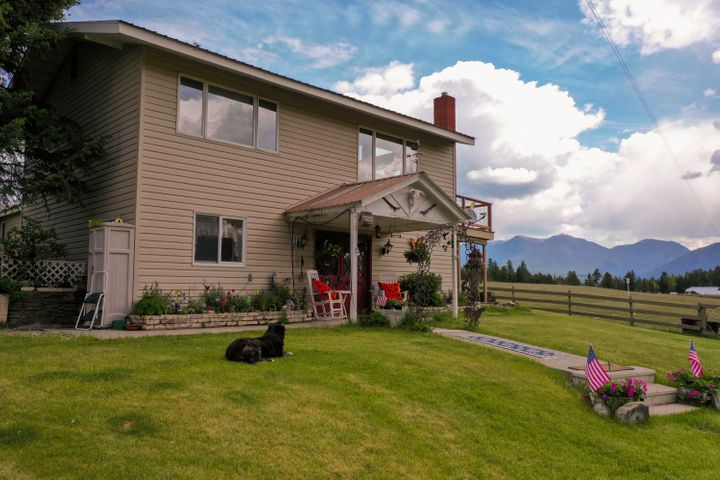 3564 Meadow Creek Road, Fortine, MT 59918