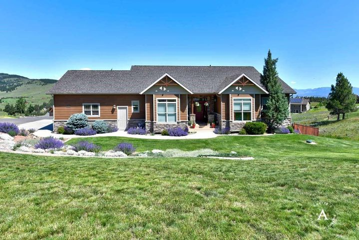 2 Sunset View Drive, Clancy, MT 59634