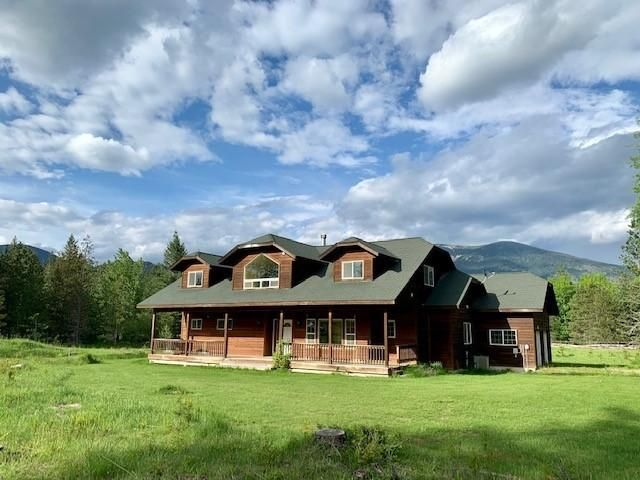 9 Aspen Lane, Heron, MT 59844