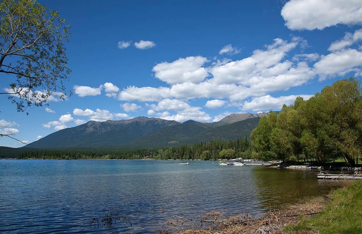 2387 Glen Lake Road, Eureka, MT 59917