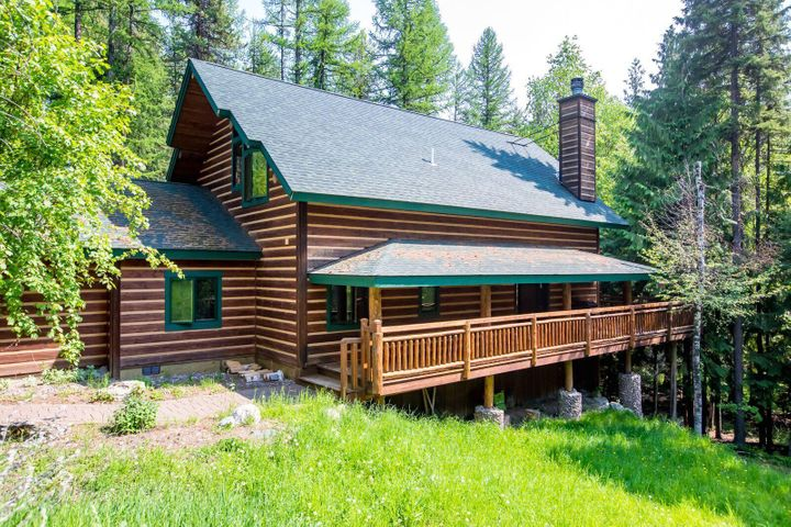 824 Cantrell Court, Whitefish, MT 59937