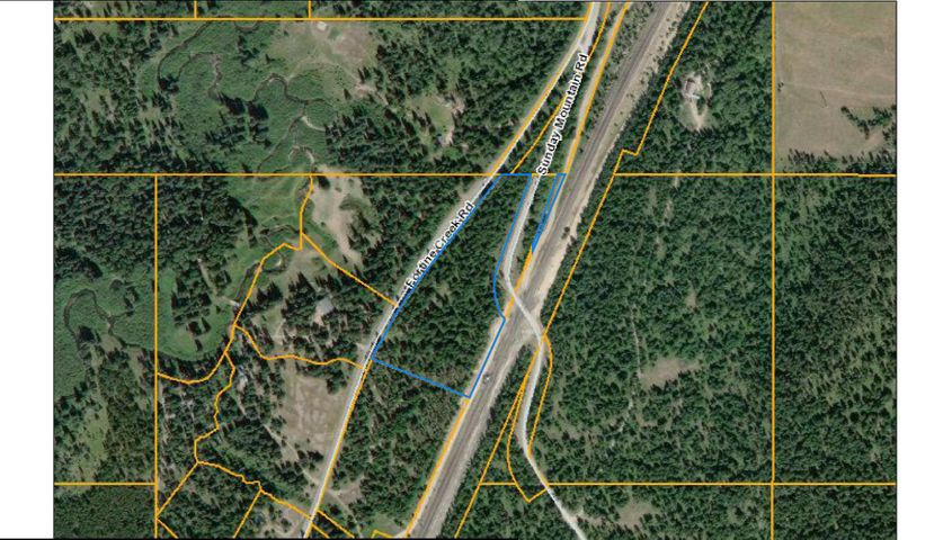 Lot 2 A Cullen, Trego, MT 59934