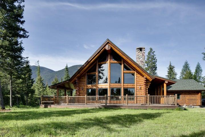 5379 Flathead Ranch Road, Columbia Falls, MT 59912