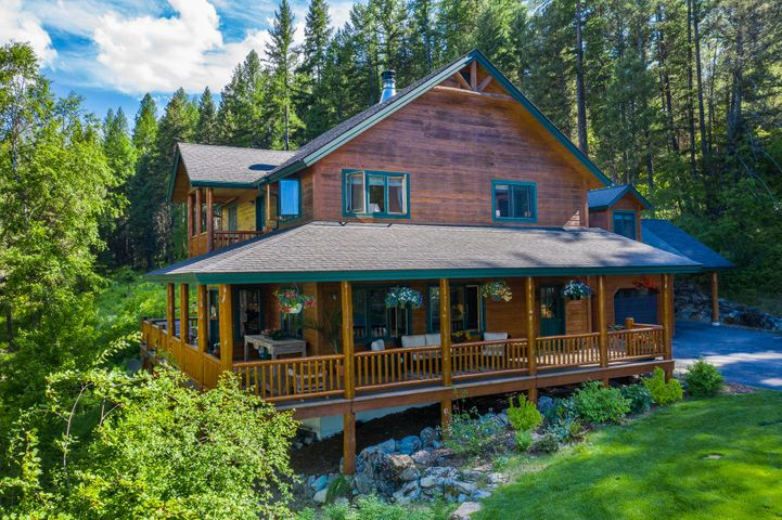 330 Hawks Lake Lane, Whitefish, MT 59937