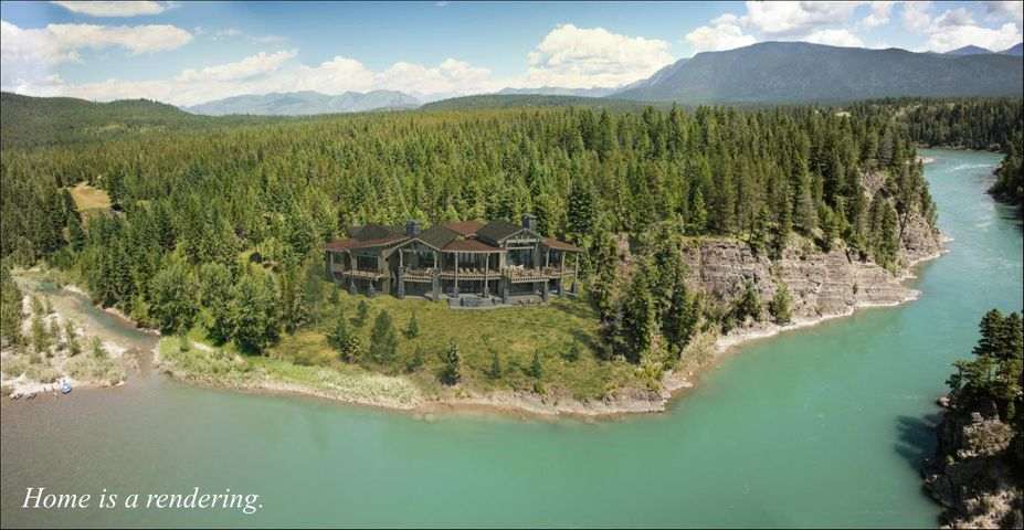 1863 Lake Meadow Way, Columbia Falls, MT 59912