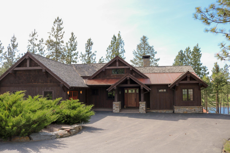 125 Wilderness Lodge Road, Eureka, MT 59917