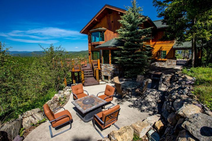 410 Sunset View Court, Whitefish, MT 59937