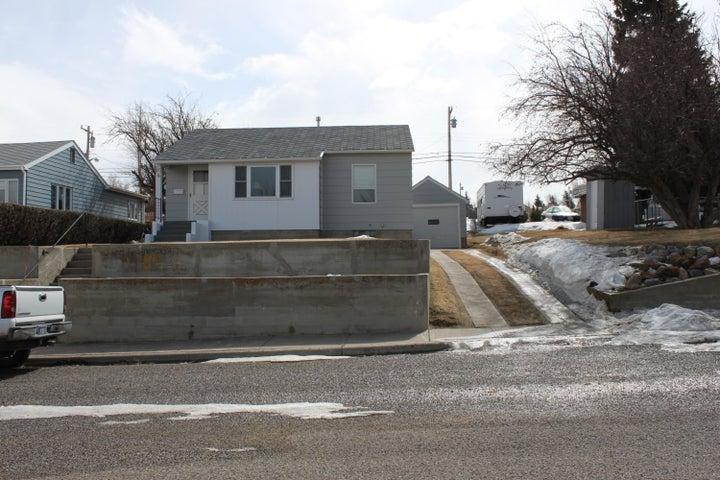 317 S Central Avenue, Cut Bank, MT 59427