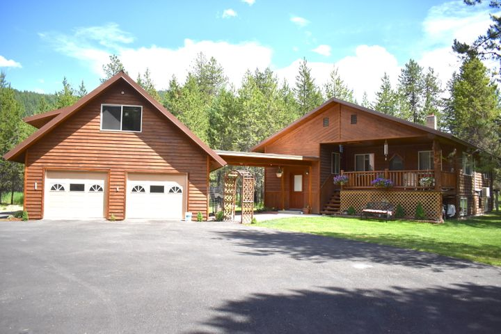 914 Hammer Cutoff Road, Libby, MT 59923
