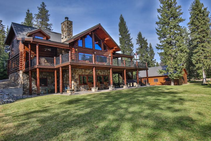 33 Steep River Ranch Road, Thompson Falls, MT 59873