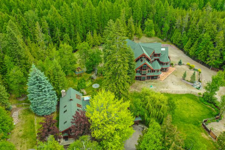 2125 Big Mountain Road, Whitefish, MT 59937