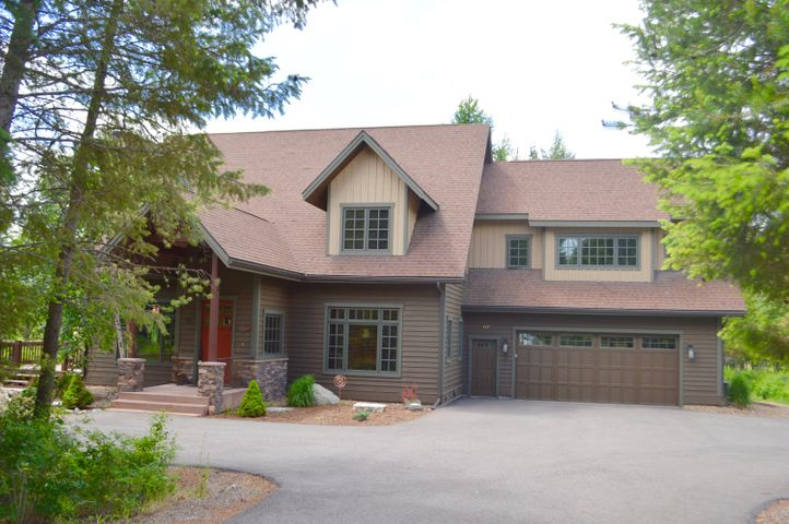 177 Timbered Terrace, Whitefish, MT 59937