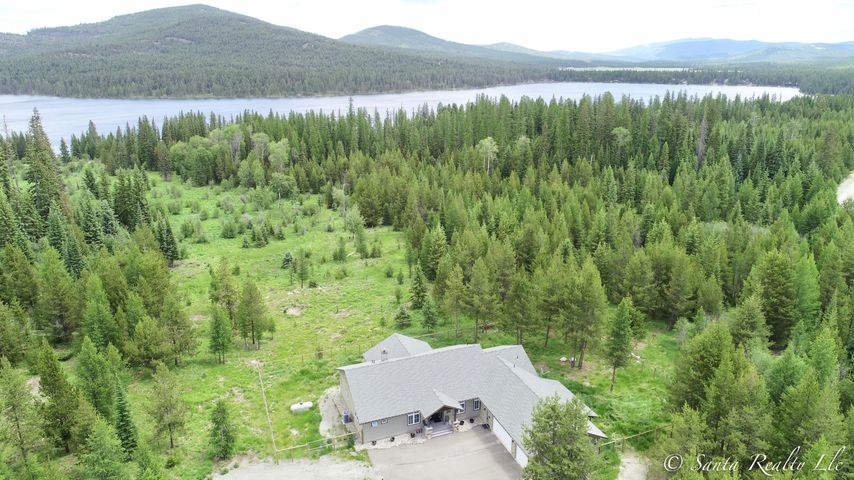 1160 S Mcgregor Lake Road, Marion, MT 59925