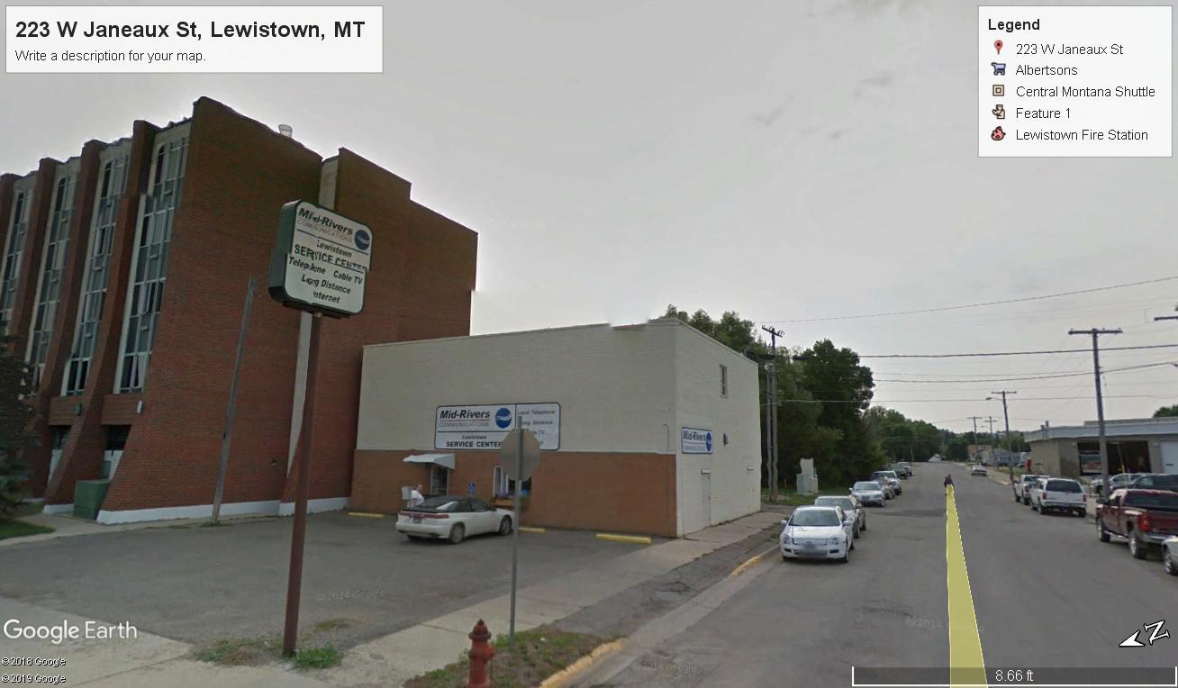 223 W Janeaux Street, Lewistown, MT 59457