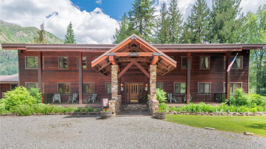 15 Big Horn Lane, Noxon, MT 59853