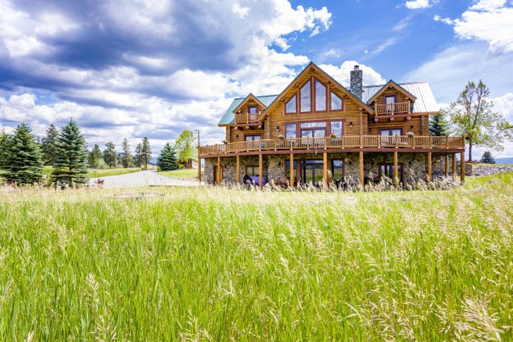 622 Wild West Drive, Eureka, MT 59917