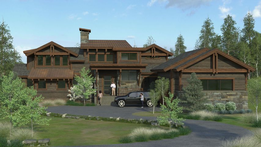165 S Shooting Star Circle, Whitefish, MT 59937