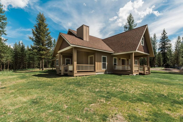 1127 Marion Hubbart Spur, Marion, MT 59925