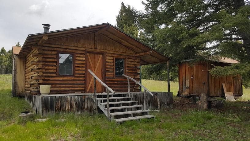 180 Buckhorn Road, Helmville, MT 59843