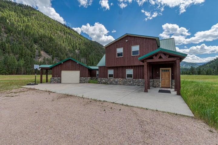931 Rock Creek Road 10.014 Acres, Clinton, MT 59825