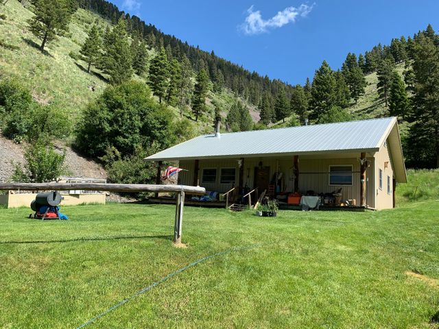 860 Quartz Mill Gulch Road, Helmville, MT 59843