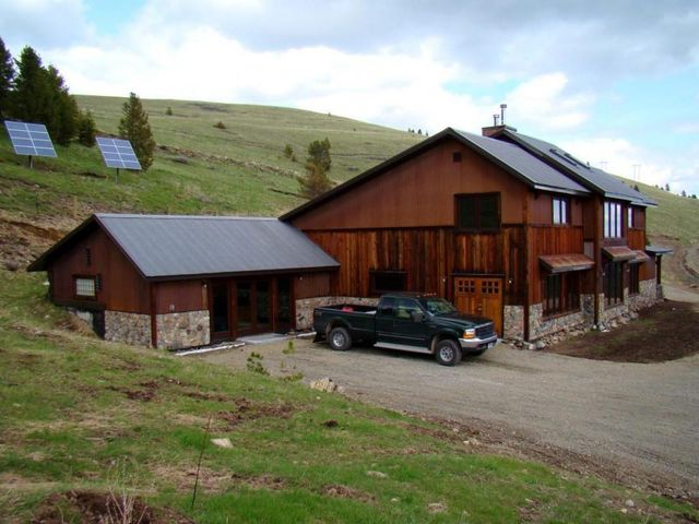9072 Ottawa Gulch Road, Canyon Creek, MT 59633