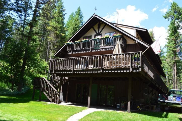 245 Twin Lakes Road, Whitefish, MT 59937