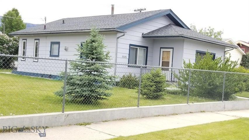 2026 Gaylord Street, Butte, MT 59701