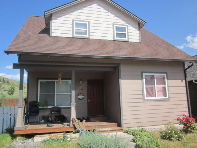 Welcome to your new home.  Can't beat this price for this sweet 3 bedroom 2 bath home. Master bedroom with a bathroom on the main level and 2 more bedrooms and an additional bath upstairs.  Equipped with AC to keep things cool and a shed for additional storage.  2 dedicated parking spots.  Home may be able to go RD. Home is currently rented so 24 hour notice is needed.  Please call Kevin at 406-240-2009 or your real estate professional for more info.