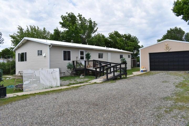 14 S Minnesota Street, Conrad, MT 59425