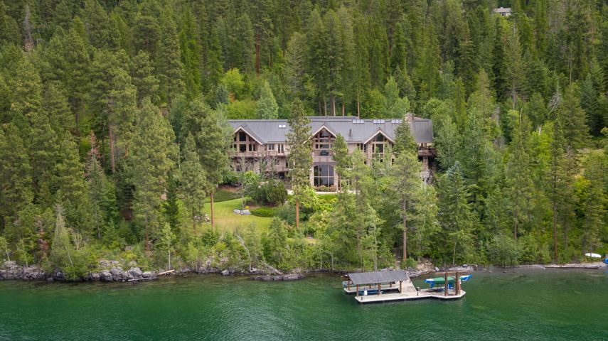 Eagle'S Rest On Flathead Lake, Bigfork, MT 59911