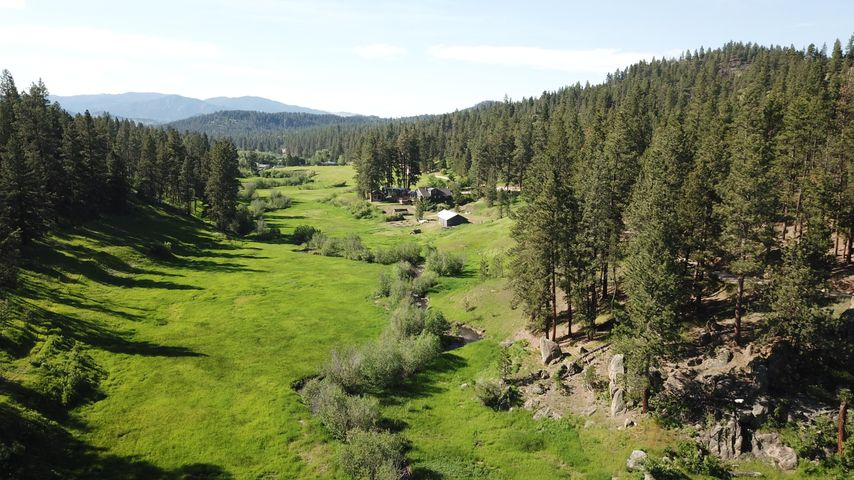 226 Warm Springs Creek Road Parcel B1, Tract A & 5, Clancy, MT 59634