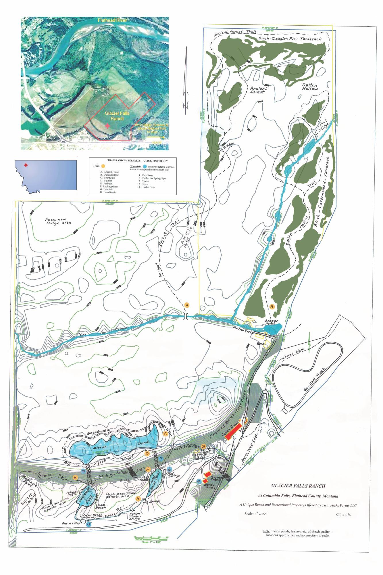 7450 Hwy 2 E, Columbia Falls, MT 59912
